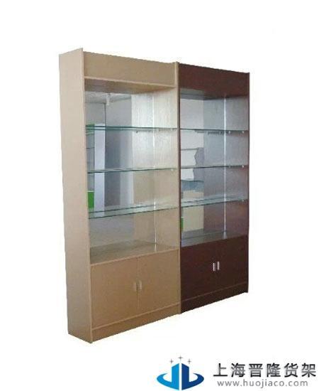 上海立式工艺品展柜制作价格优惠