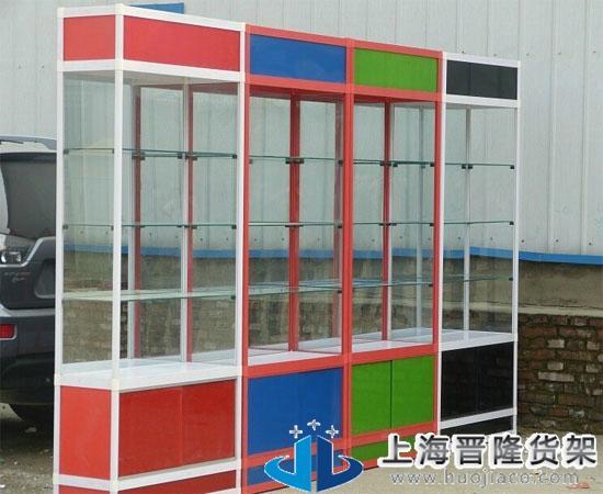 上海晋隆货示柜2014新款上海优质立式展柜