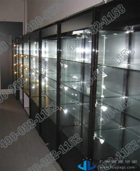 上海晋隆货示柜组合立式展柜厂家直销