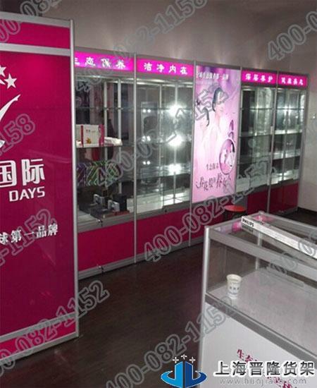 上海内衣立式展柜各种款式图片