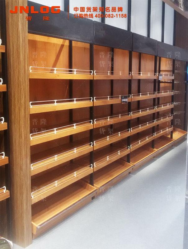 上海展柜——木质展柜